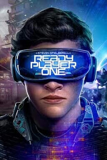 movie poster for Ready Player One