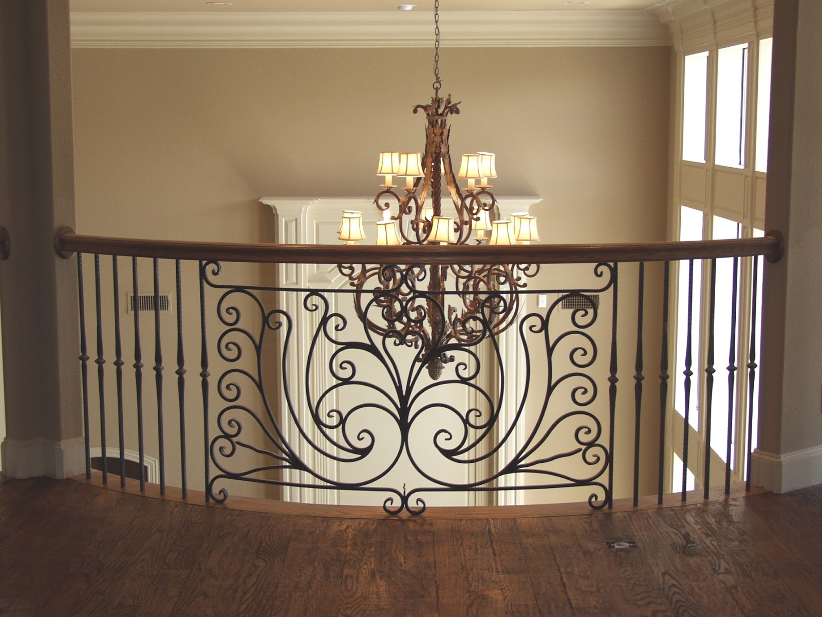 15 Wrought Iron Balusters Design Ideas | Neat Homes