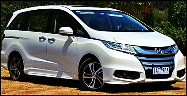 2016 Honda Odyssey Specs