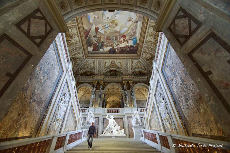 Kunsthistorisches Museum - Viena, por El Guisante Verde Project