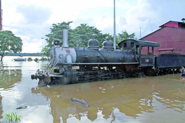 Sipam descarta enchente igual a de 2014