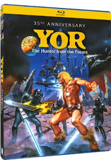 Yor, The Hunter from the Future: 35th Anniversary Blu-ray