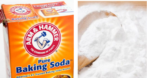 Baking Soda a Home Remedies to stay away from lice