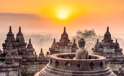 Teori Masuknya Agama Hindu Buddha ke Indonesia