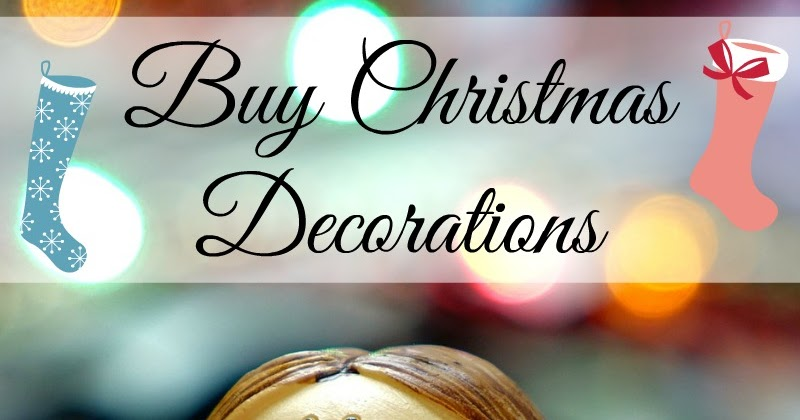 Buy Christmas Decorations - By the 24th