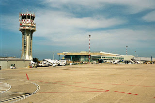 Palermo airport handles more than 5.75 million passengers every year