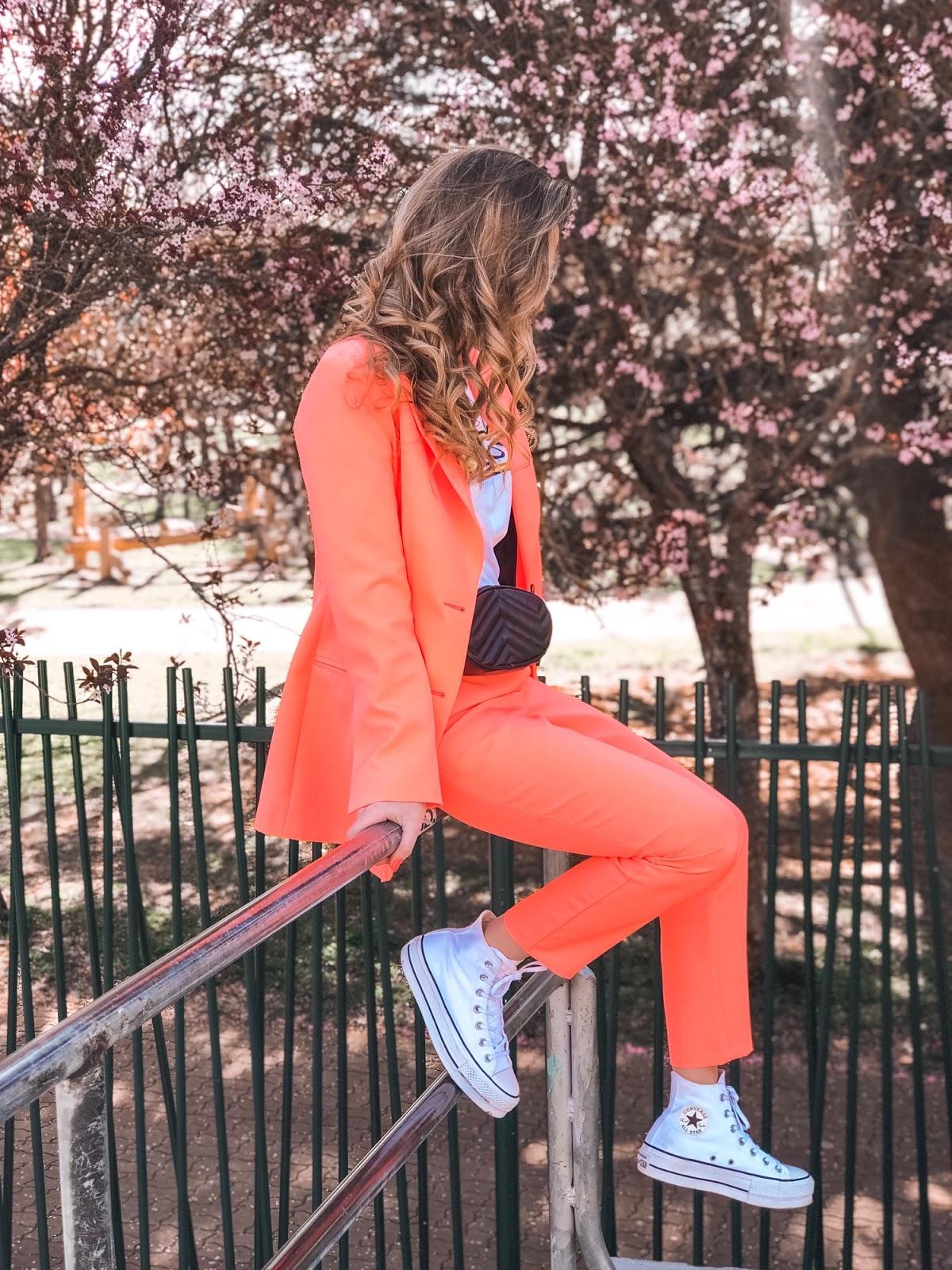 blazer vestido