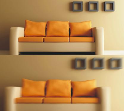 Blur image Menggunakan Coreldraw