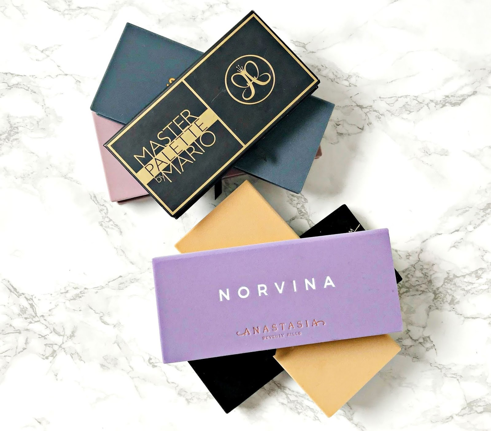Anastasia Beverly Hills Norvina Palette Review, Swatches and Giveaway