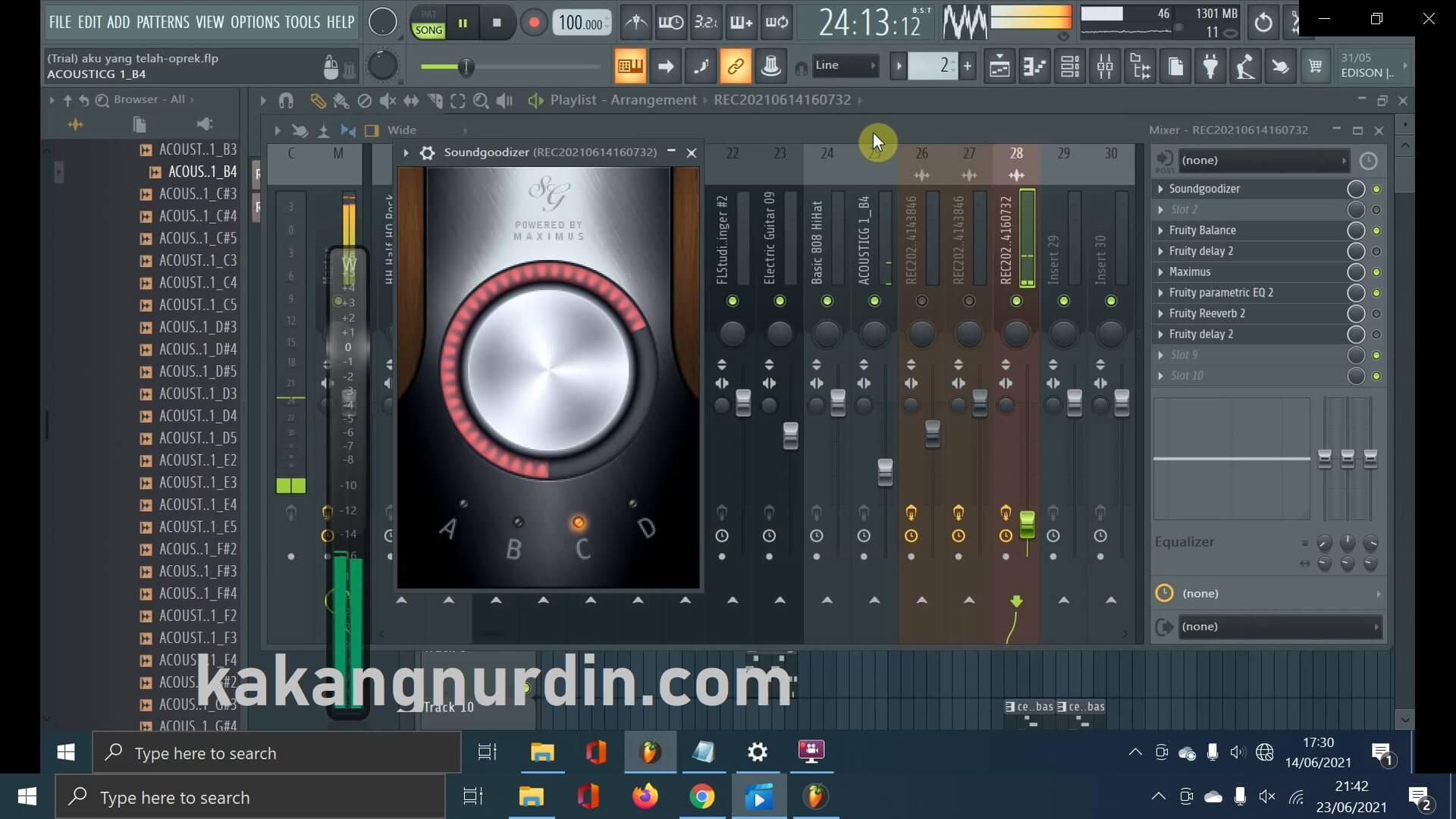 mastering volume fl studio 20 kakangnurdin.com