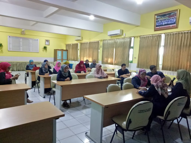 rapat persiapan perjusa SMAN 110 tahun 2019