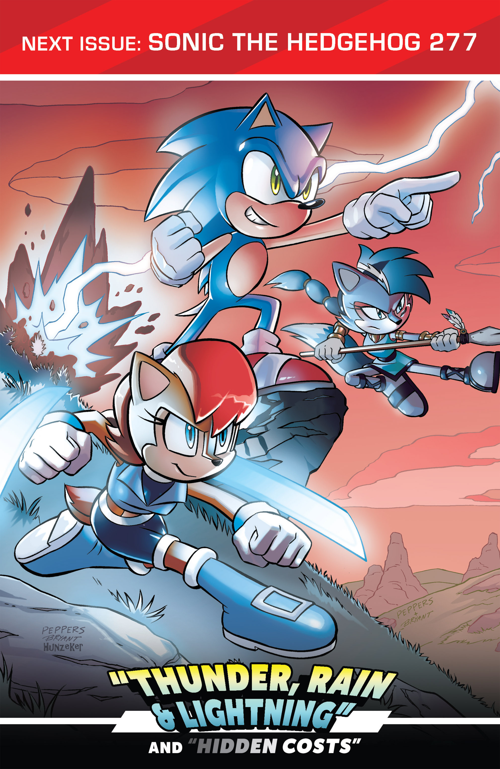 Read online Sonic The Hedgehog comic -  Issue #276 - 25