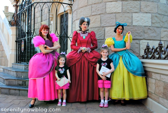 Autograph with Characters at Magic Kingdom, Serenity Now blog