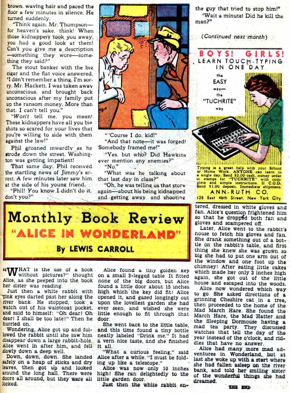 Read online All-American Comics (1939) comic -  Issue #18 - 47