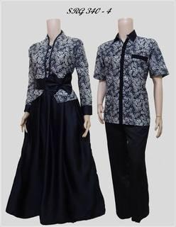 Model Baju Batik Couple Blazer