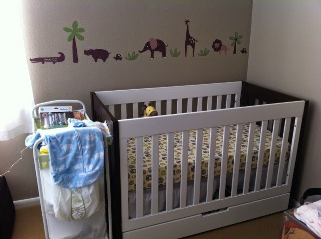 nursery room wall paint ideas