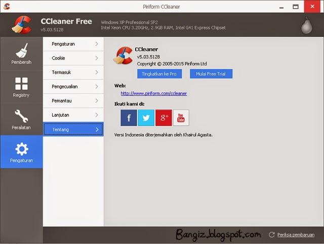 CCleaner v5.03