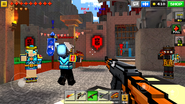 Pixel Gun 3D (Pocket Edition) (Mod Money)