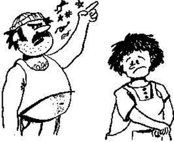 Portal Escuela Dibujo Quinto Mandamiento Respeta La Dignidad De Las