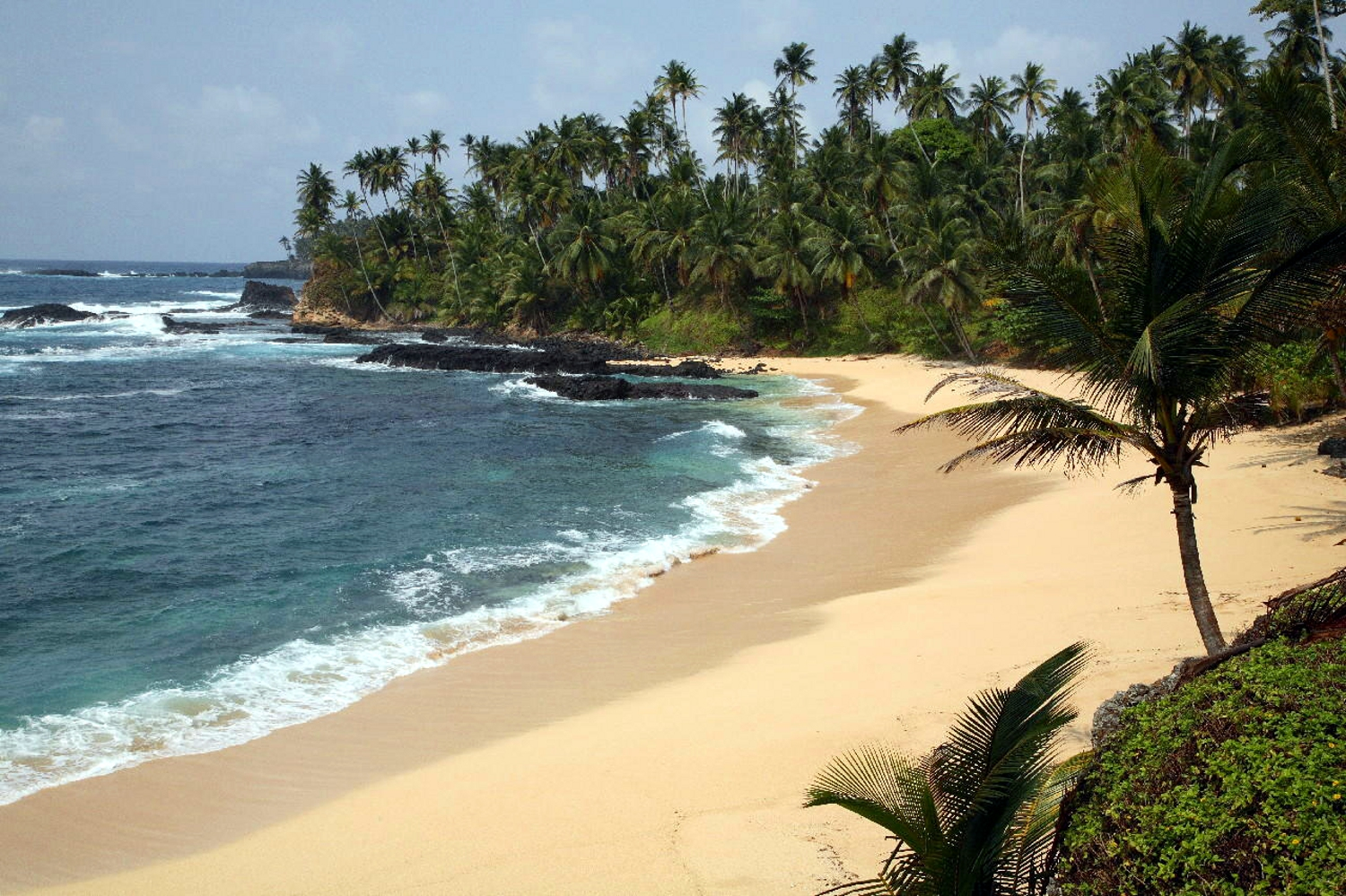 Sao Tome And Principe Islands Travel Info Exotic Travel Destination