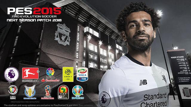 Next Season Patch 2018-2019 PES 2015
