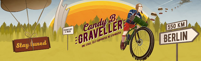 Candy B. Graveller – Vorbereitungen abgeschloßen und der Countdown läuft!