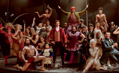 """Daftar Kumpulan Lagu Soundtrack Film The Greatest Showman (2017)"""