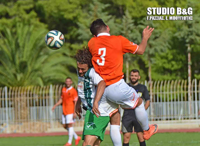 Έχασε στον πρώτο εντός έδρας αγώνα ο Παναργειακός 0-2 από το Λουτράκι