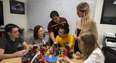 Robotics Engineer Education
