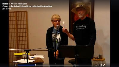 Cynthia Jean Johnsong & Vic Sadot in Ballad of William Rodriguez