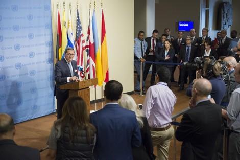 """سفير المغرب بالأمم المتحدة ينذر جبهة """"البوليساريو"""": للصبر حدود"""