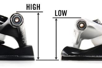 Memilih Trucks High atau Low?