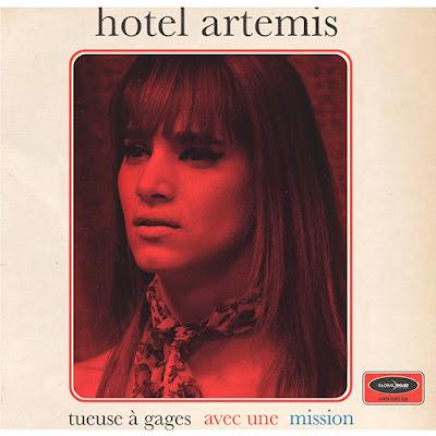 Hotel Artemis Movie Poster 15