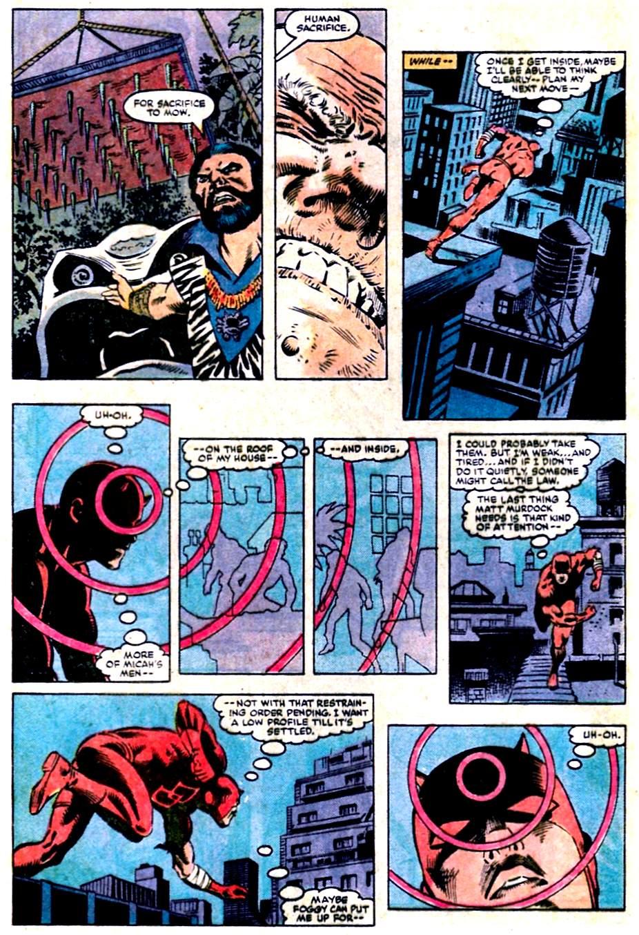 Daredevil (1964) 211 Page 10