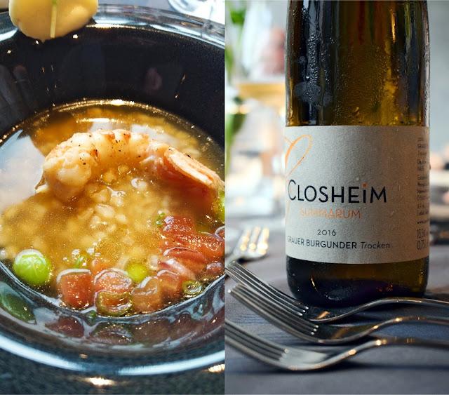 Grauburgunder vom Weingut Closheim