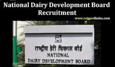 National Dairy Development Board - NDDB Jobs