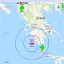 URGENTE: Fuerte sismo De Magnitud +5.5 En Grecia.