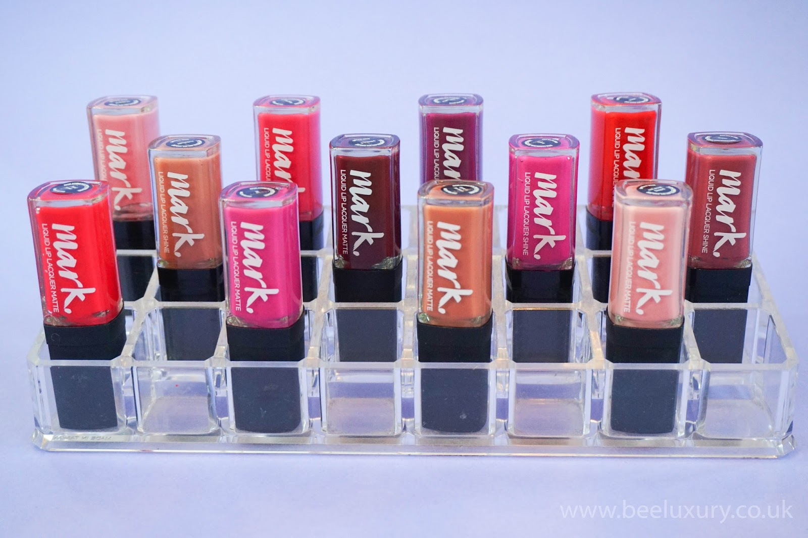 Avon Liquid Lipstick Swatchesreview Beeluxury Bee Luxury