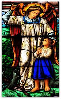 Anjo da Guarda - Igreja São João, São João do Polêsine (RS)