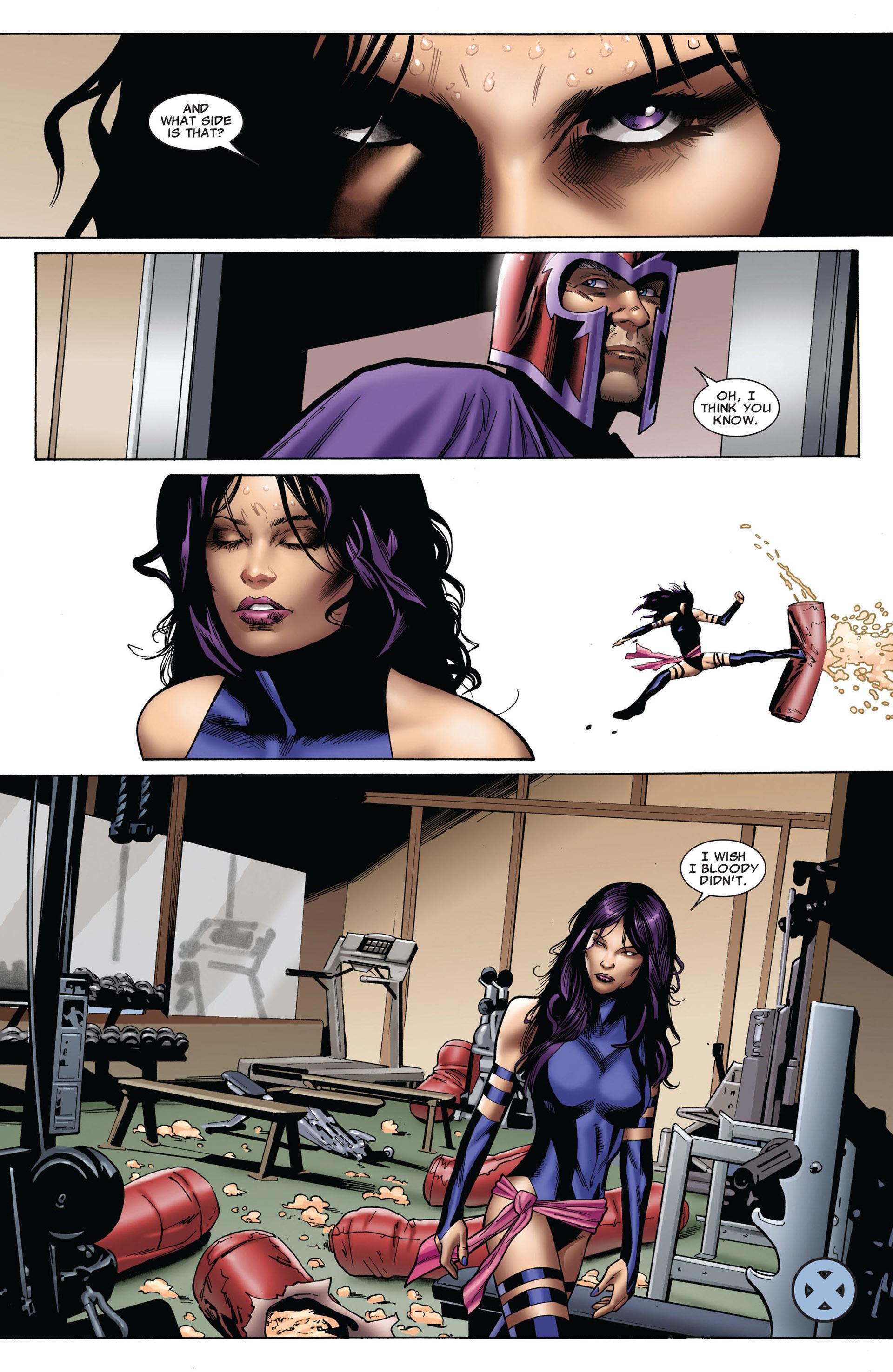 Read online Uncanny X-Men (2012) comic -  Issue #8 - 22