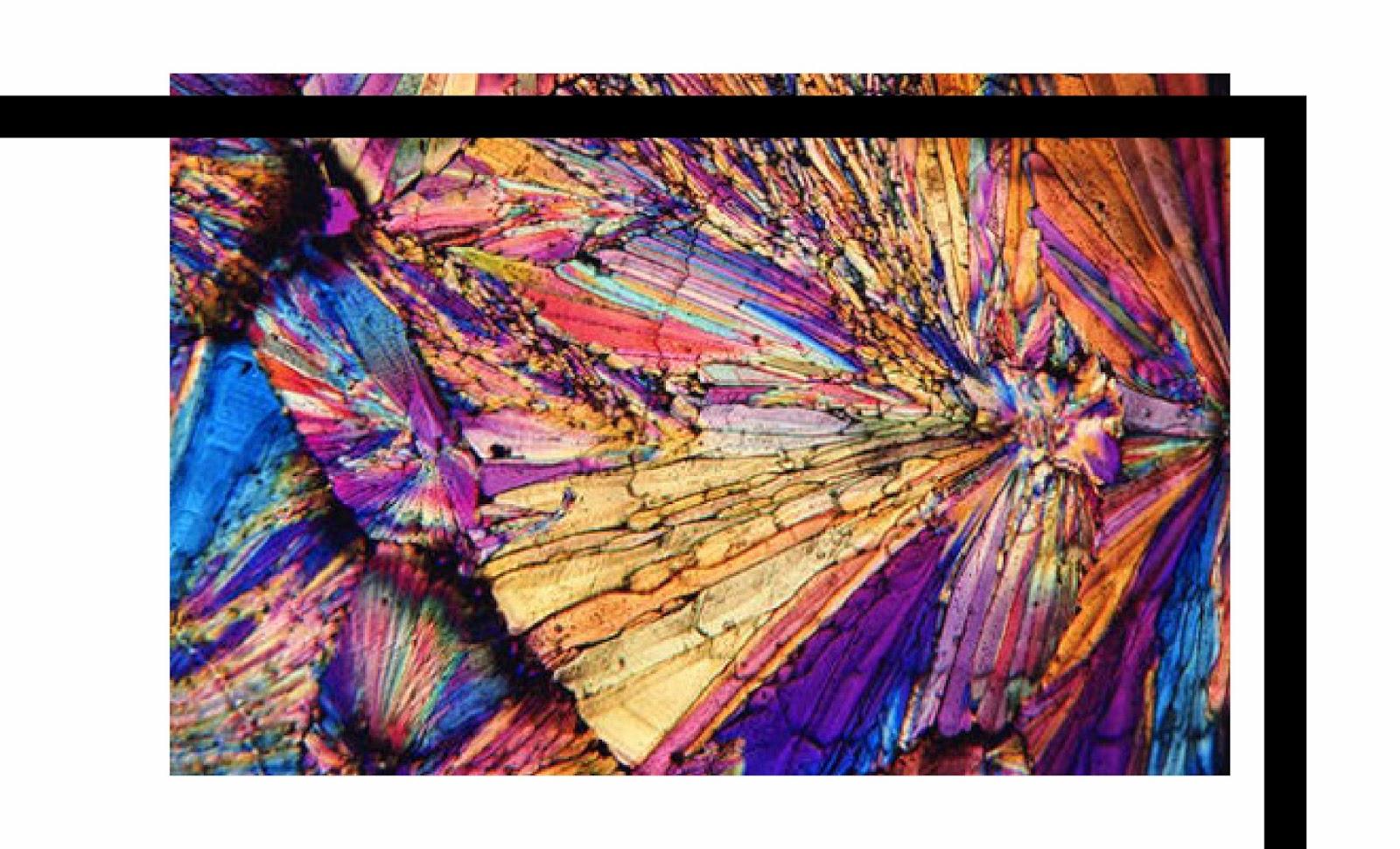 microscopic sugar electron