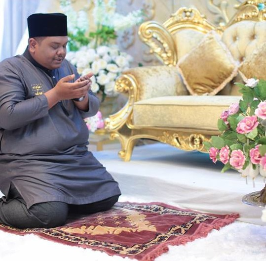 Gambar Kahwin Angah Raja Lawak 19.2.2016