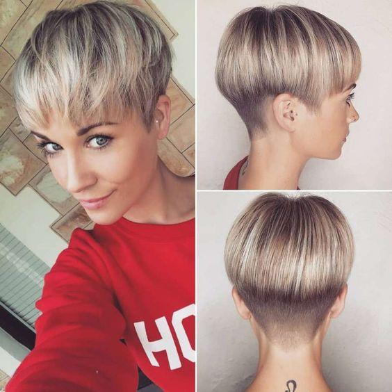 Bayan Saç Modeli