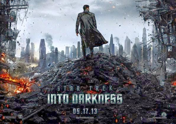 Odeon Online: STAR TREK : INTO DARKNESS - archive from 15th