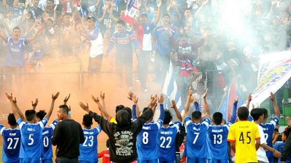 Arema Indonesia Punya Senjata Kembali ke Kompetisi Profesional