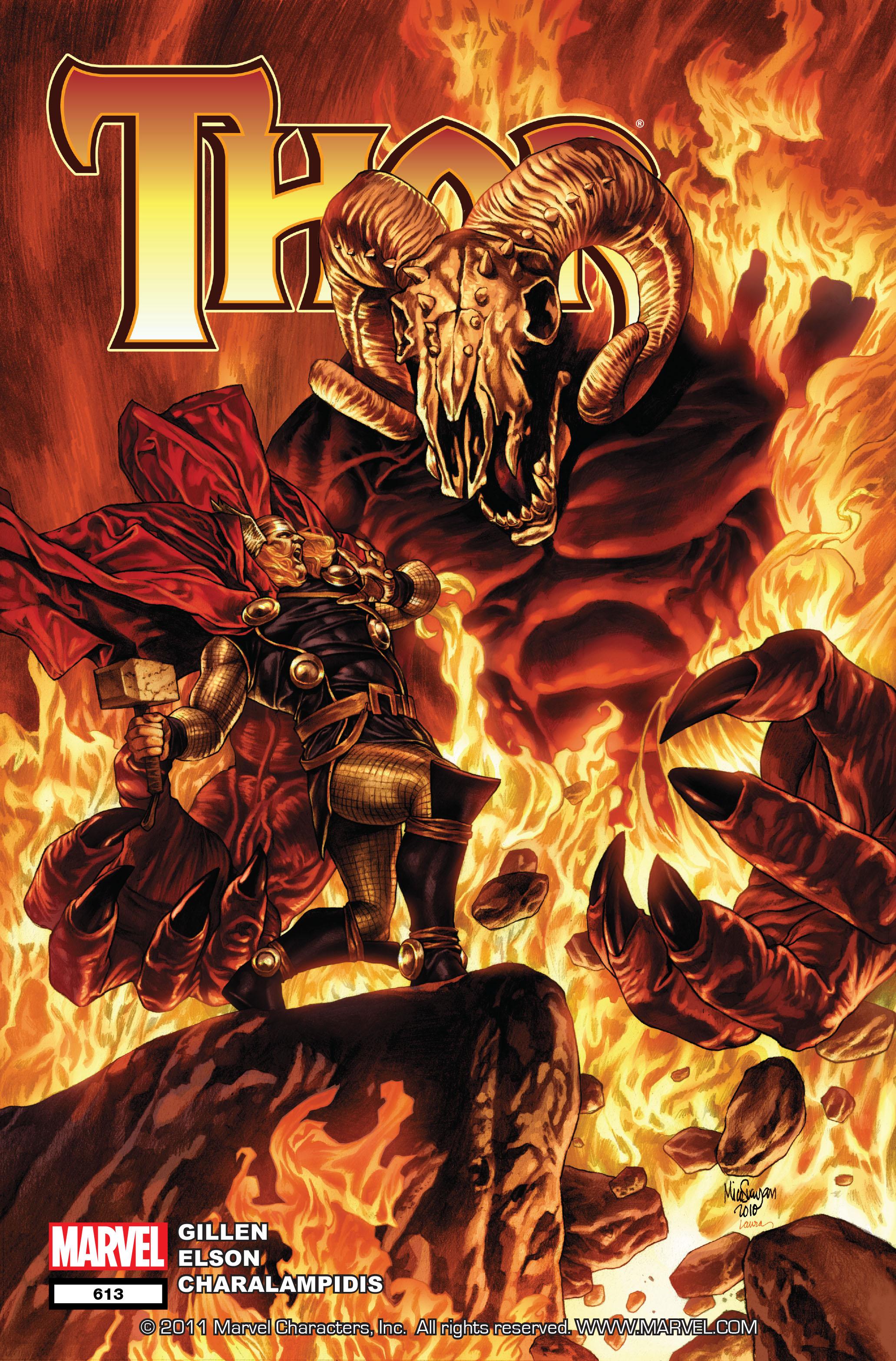 Thor (2007) Issue #613 #26 - English 1