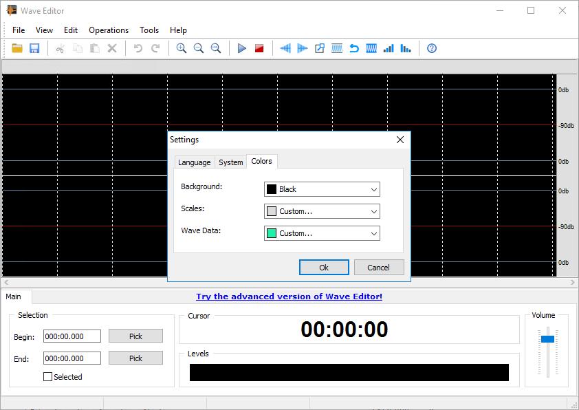 Wave Editor 4.0.0.0