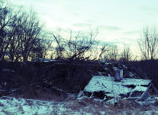 Paranormal Adventures: A Serial Killer's Farm House Burned - Lessons in the Ruins