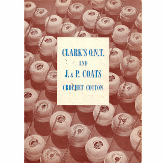 Vintage Coats Clarks Thread Advertisement