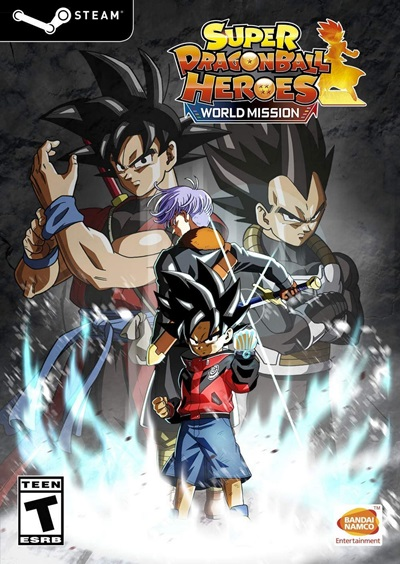 โหลดเกมส์ SUPER DRAGON BALL HEROES WORLD MISSION